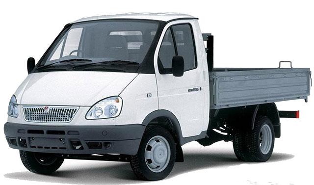 ГАЗ-3302 «Газель»