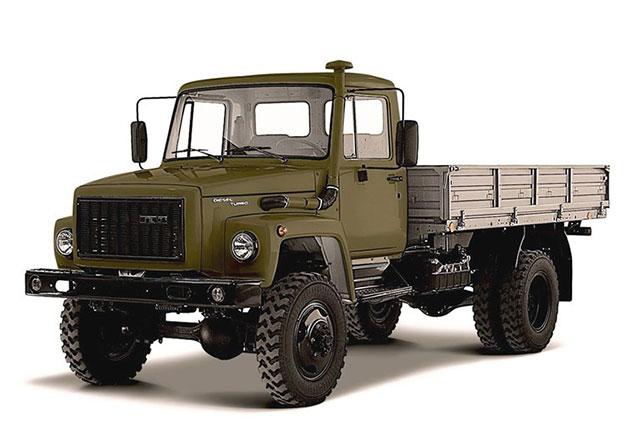 ГАЗ-3308 «Садко»