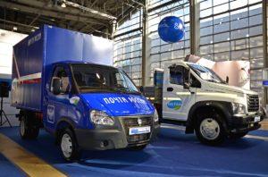 Современные грузовые автомобили ГАЗ