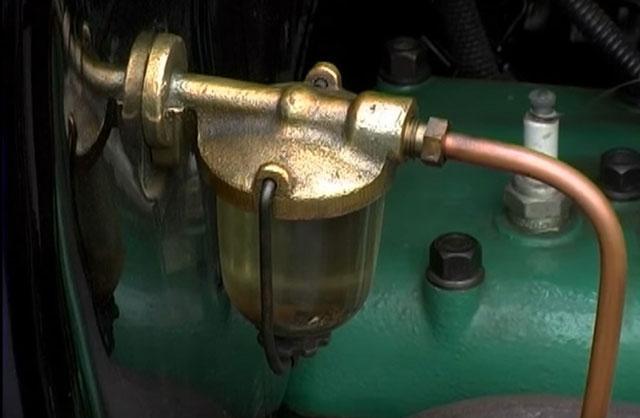 Топливный фильтр ГАЗ А