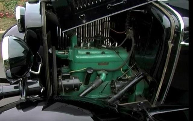 Двигатель ГАЗ А